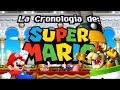 La Cronologia de Super Mario