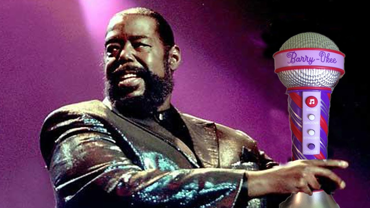 The Barry White Microphone Youtube