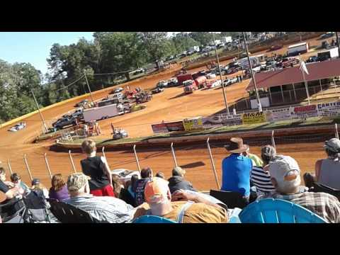 Toccoa speedway 2017