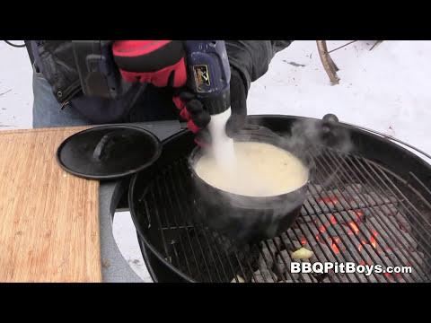Bacon And Cheese Potato Soup