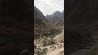 Skardu - Gilgit, one of the most dangerous roads in the world.