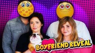 Kelly & Carly Vlogs : THE BOYFRIEND REVEAL!