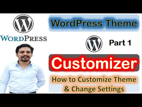 Download How to Customize your WordPress Website Theme Website,Blog,E Commerce | in URDU Online Lecture 17