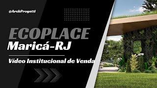 Tour Virtual do Lançamento do condomínio Ecoplace- Maricá-RJ