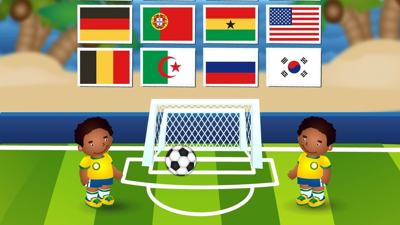 free soccer game app for kids by happy touch ipad iphone
