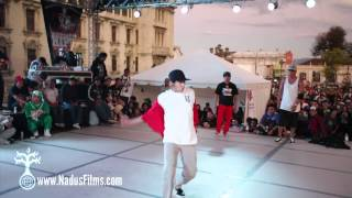BBOY dance battle w/ top Judges (BBOY for Life: a movie by Nadus Films)