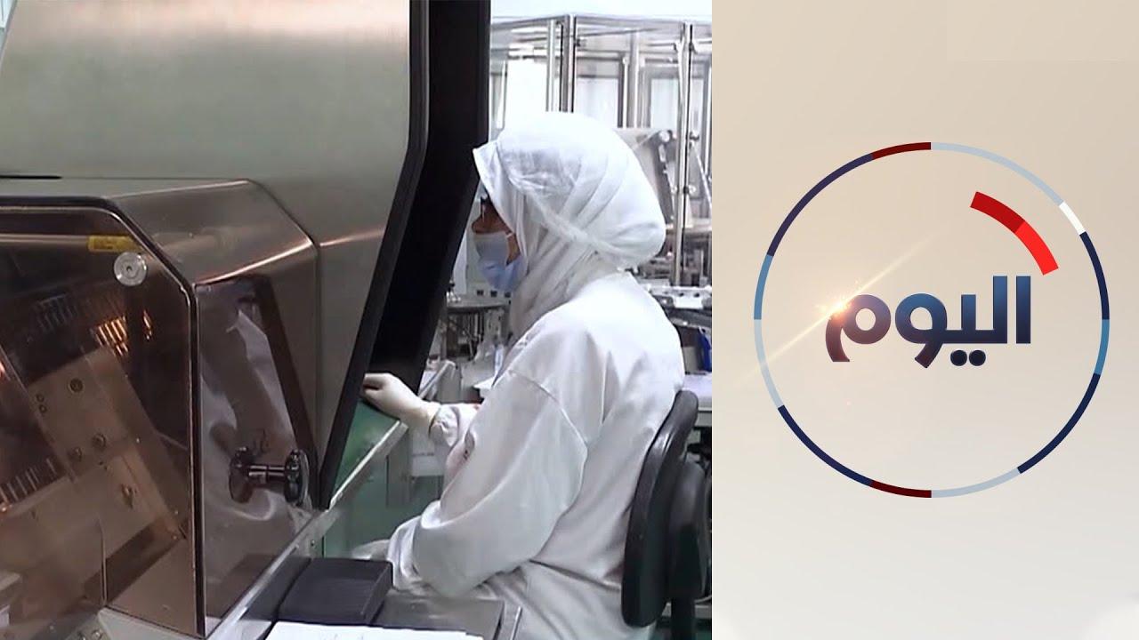 البدء بإنتاج لقاح سينوفاك في مصر بهدف زيادة معدلات التطعيم  - 06:54-2021 / 8 / 3