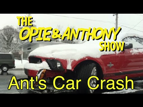 Opie And Anthony Car Crash
