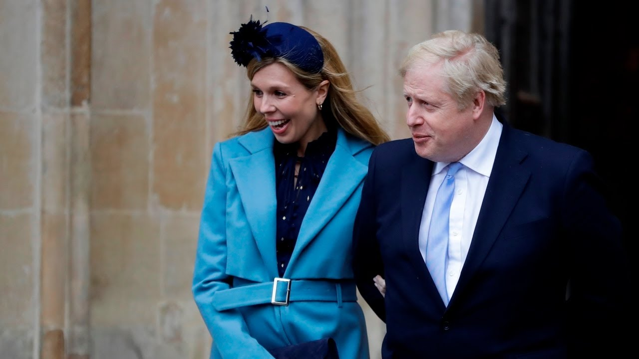 Boris Johnson, fiance name son after grandfathers, doctors who ...