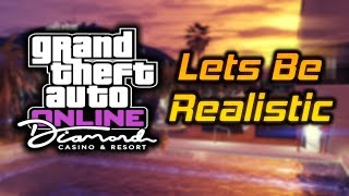 GTA Online: Let's Be Realistic About The Casino DLC...