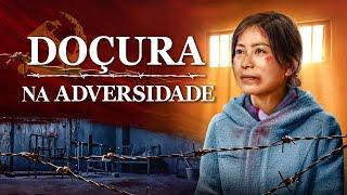 """Filme gospel completo dublado 2018 """"Doçura na adversidade"""" Deus é a minha força em tribulação"""