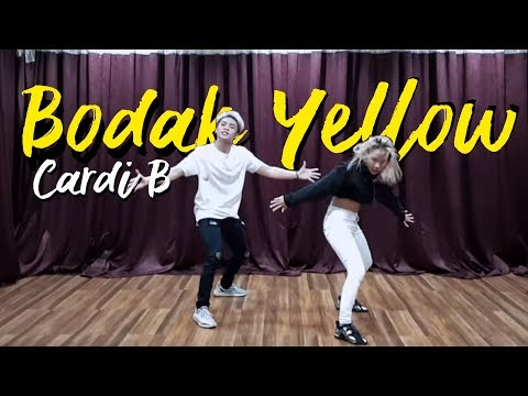Cardi B _ Bodak Yellow | Malvin & Vanya