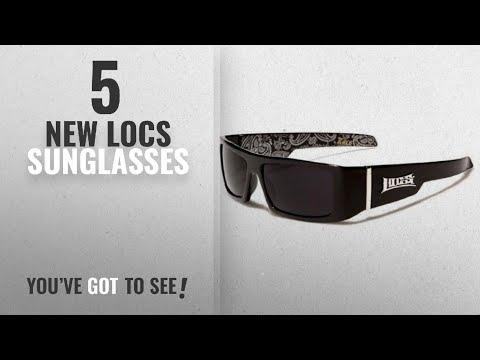 top-10-locs-sunglasses-[-winter-2018-]:-locs-mens-hardcore-gafas-de-sol-fashion-wrap-around