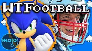 Top 10 Video Game Characters that Should Be in the NFL - WTFootball