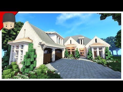 Minecraft - Amazing Country House!