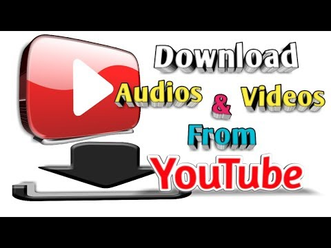 How To Download Video And MP3 From YouTube  download High Quality #youtube Videos