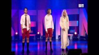 Raske menn - Ensom, forlatt og naken (show 2 og 3)