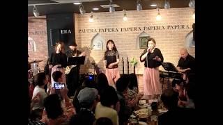 2018.4/1 Eyes One-man Live 2018 in 新宿御苑 PAPERA Eyes One-man Liv...