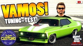 😎🛠Das Neue Death Proof Auto VAMOS Tuning+Test!😎🛠[GTA 5 Online Arena War Update DLC]