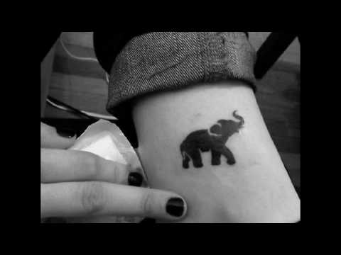 Small And Cute Animal Tattoos For Teenagers