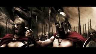 ''300 spartans and Rammstein - Ohne Dich