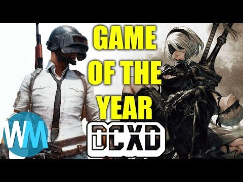 Top 10 Games of 2017: DECONSTRUCTED
