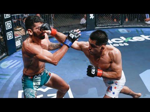 Alejandro Martinez vs Enrique Gonzalez Full Fight   MMA   Combate Texas