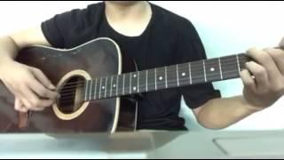 hoa hồng dại guitar