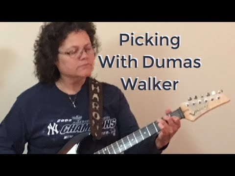 Picking With Dumas Walker On Guitar