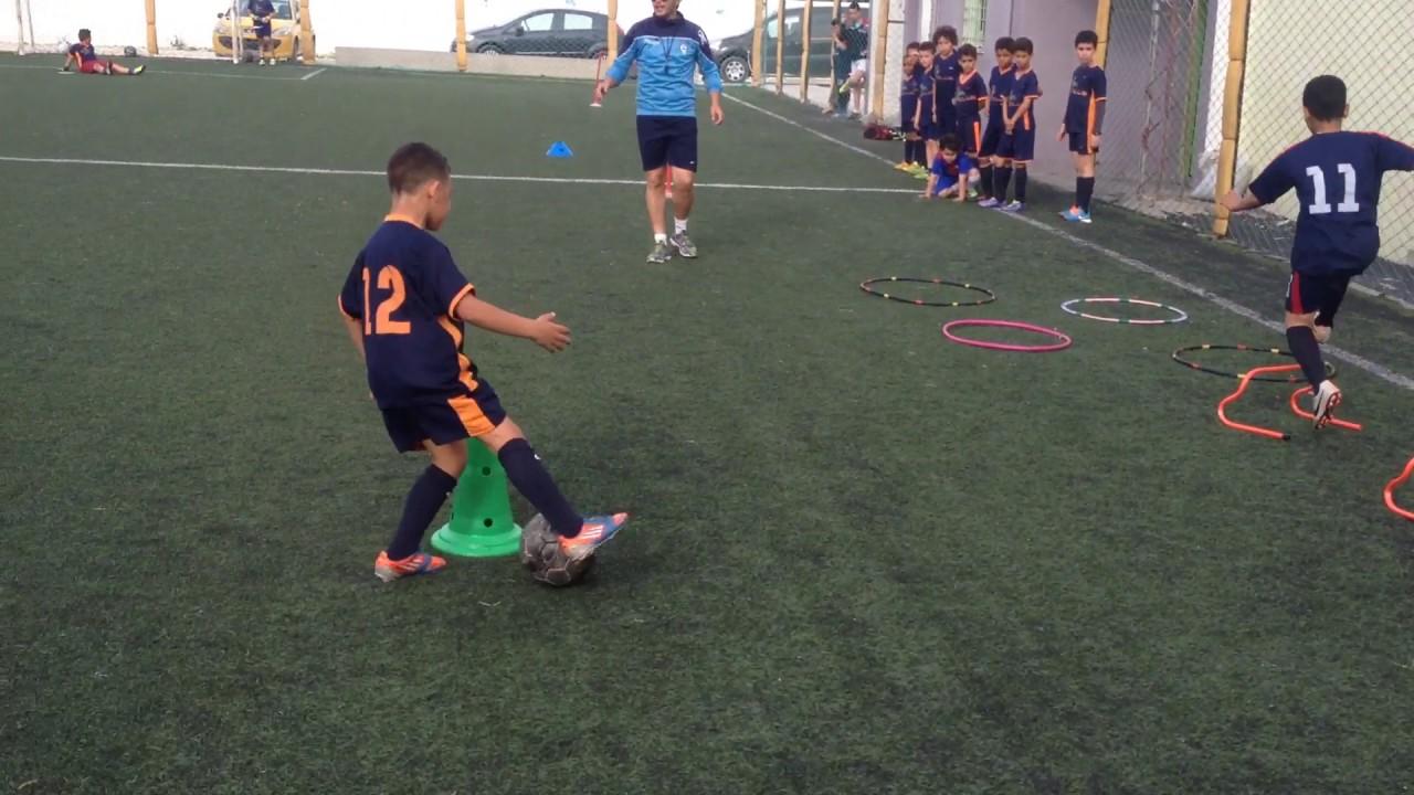 Entrainement Football U10 Youtube