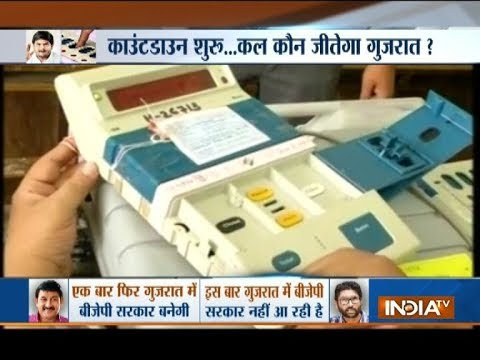 Gujarat Assembly Election: As counting nears, BJP and Congress both claim victory