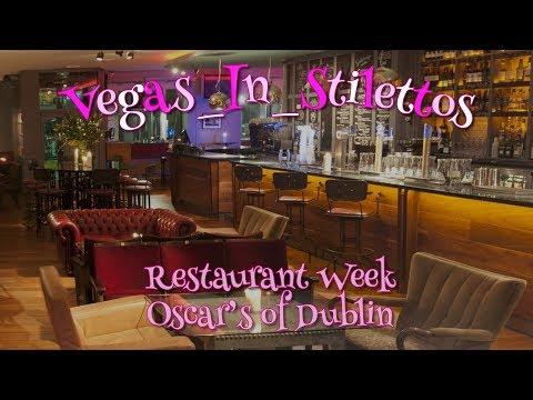 Restaurant Week Columbus Winter '18 Oscars of Dublin