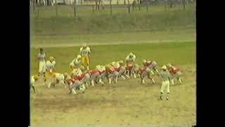 1981年11月 岡山大vs大阪外大 前半