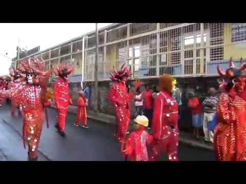 Matnik Caribbean Carnival à Saint-Joseph le 25/01/2015