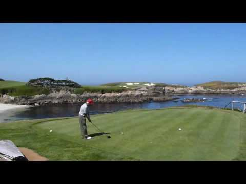 Cypress point 16th hole photo — pic 1