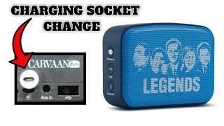 Saregama Carvaan Mini Charging Socket Change   And Saregama Carvaan Songs Download Tricks