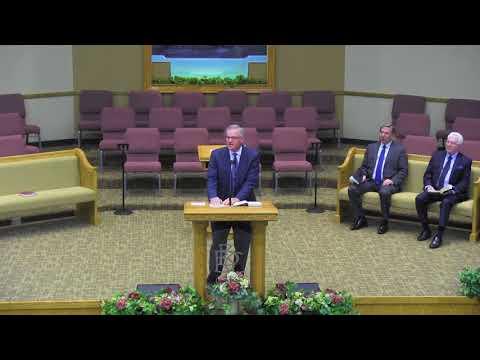 Evangelist Dave McCracken - Matthew Chapter 16
