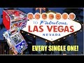PLAYING EVERY COIN PUSHER IN LAS VEGAS!! - YouTube