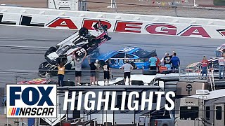 Playoff Race #5 - Talladega | NASCAR on FOX HIGHLIGHTS
