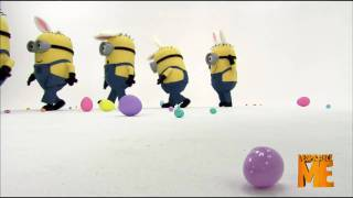 Despicable Me - Easter Holiday Greetings