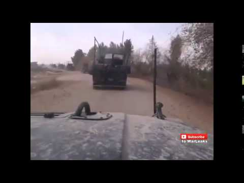 Iraqi Special Forces In Heavy Combat Action Against ISIS, world news today April 28, 2015