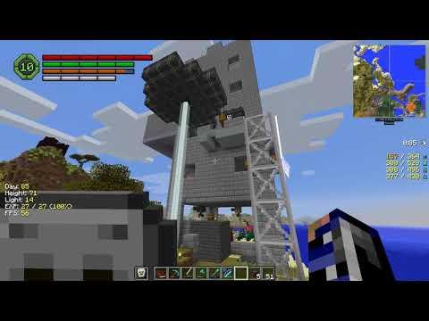 [S4E40] Pushing Daisies - Minecraft: Invasion Modpack