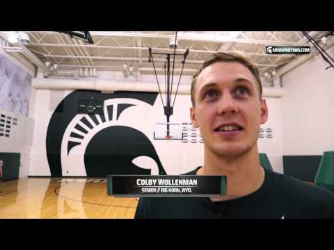Michigan State Basketball:  New Office Reveal