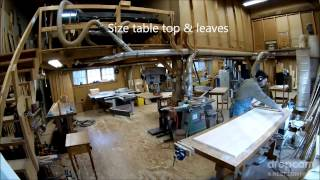 Making A Drop Leaf Table In Under 5 Minutes