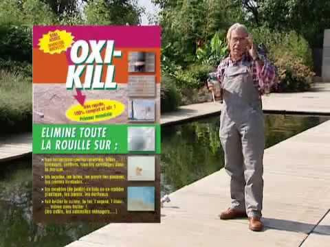 Nettoyant Tache De Rouille 1l Oxi Kill