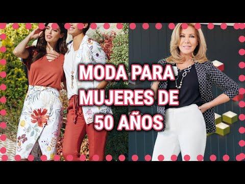 ROPA DE MODA ELEGANTE Y FINA PARA MUJERES DE 50 60 70 AÑOS Y MAS  / Fashion Love
