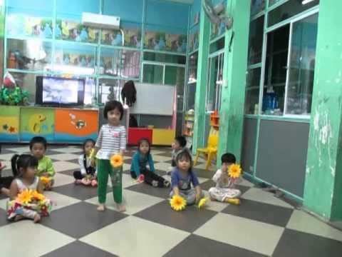Gia Hân múa Hai bàn tay của em Mầm non Thần Đồng Quy Nhơn  428 Nguyễn Thái Học