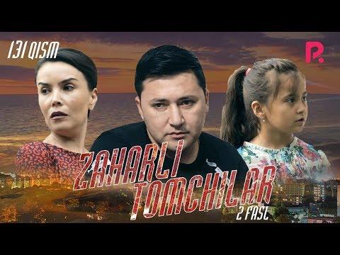 Zaharli Tomchilar (o'zbek Serial) | Захарли томчилар (узбек сериал) 131-qism #UydaQoling