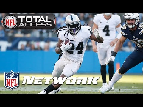 Can Marshawn Lynch Still be a Feature Back for the Raiders? | Total Access | NFL Network