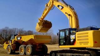 Il nuovissimo Cat® 336F XE   Grande Escavatore Idraulico (Italiano)